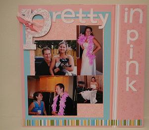 Pretty In Pink Page