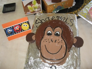 Shaemu's Birthday Cake