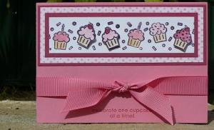 Some mroe cupcake's